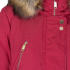 Rote Damenjacke mit Kapuze bata, Rot, 979-5177 - 16