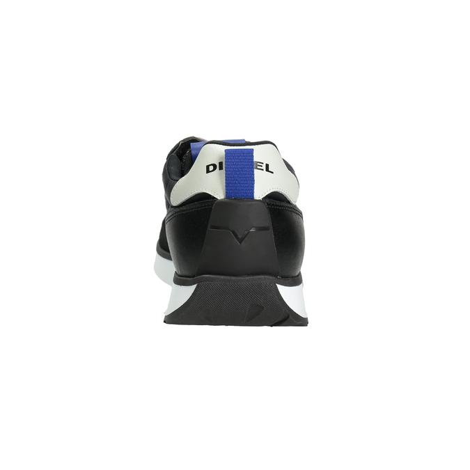 Legere Herren-Sneakers diesel, Schwarz, 809-6638 - 16