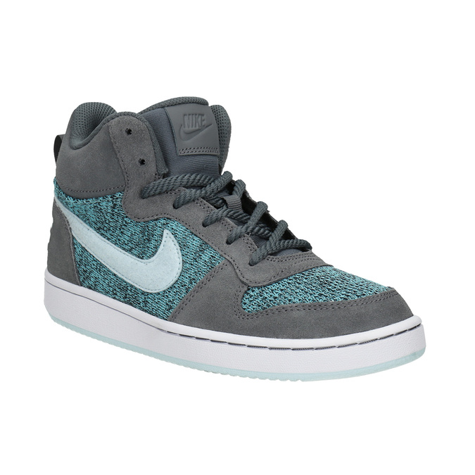Knöchelhohe Kinder-Sneakers nike, Grau, 401-2108 - 13