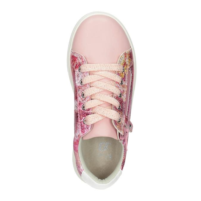 Rosa Sneakers mit Blumenmuster mini-b, 321-5219 - 15