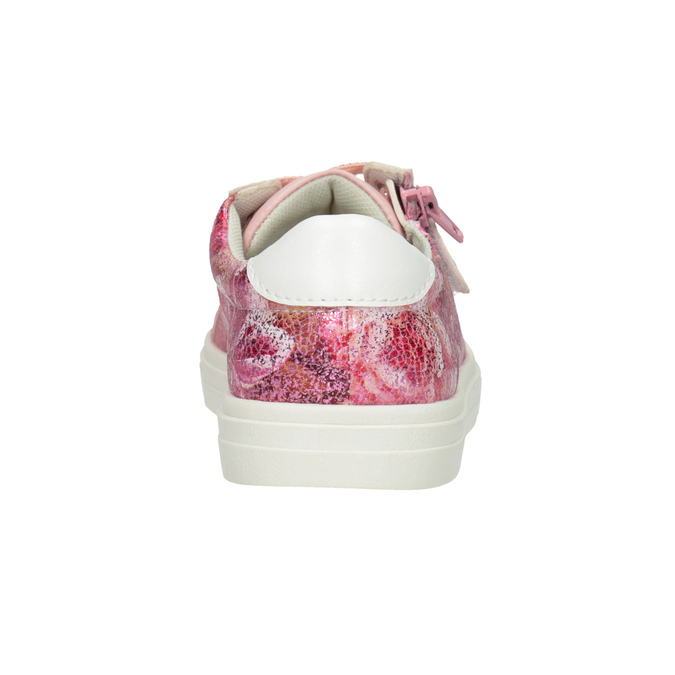 Rosa Sneakers mit Blumenmuster mini-b, 321-5219 - 16