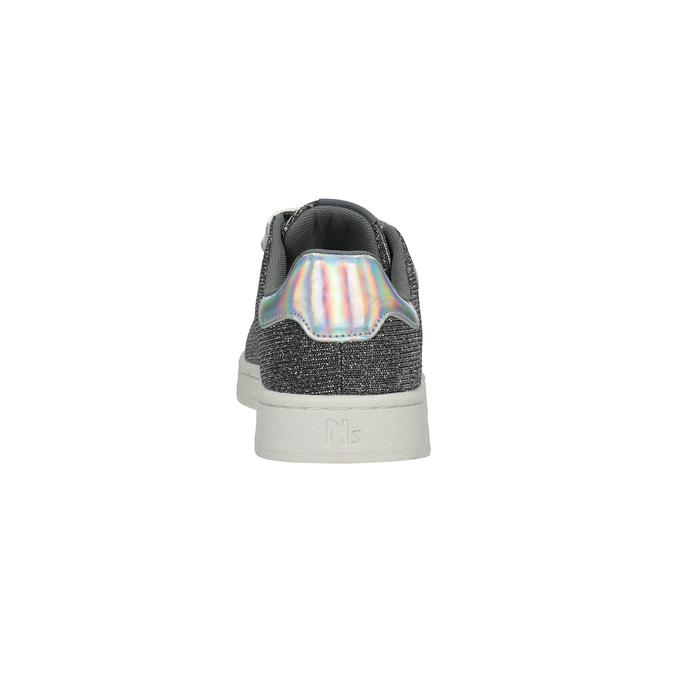Damen-Sneakers mit Klettverschlüssen north-star, Silber , 549-1604 - 15