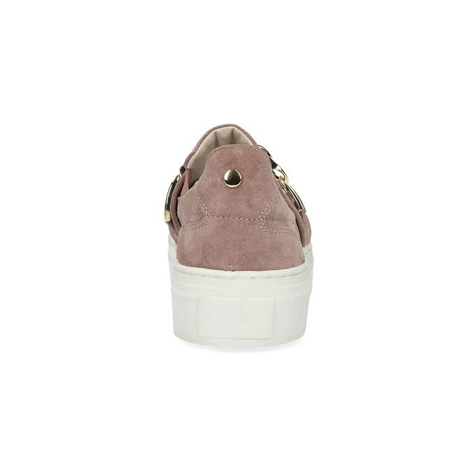 Damen-Slip-Ons aus Leder bata, 513-5600 - 15