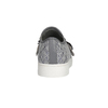 Damen-Slip-Ons mit Zierapplikation north-star, Grau, 539-2600 - 15