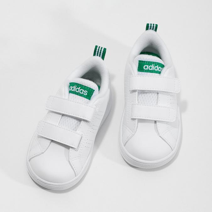 Kinder-Sneakers von Adidas adidas, Weiss, 101-1233 - 16