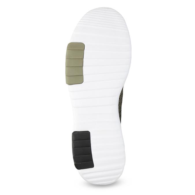 Sneakers in sportlichem Design adidas, khaki, 809-7201 - 18