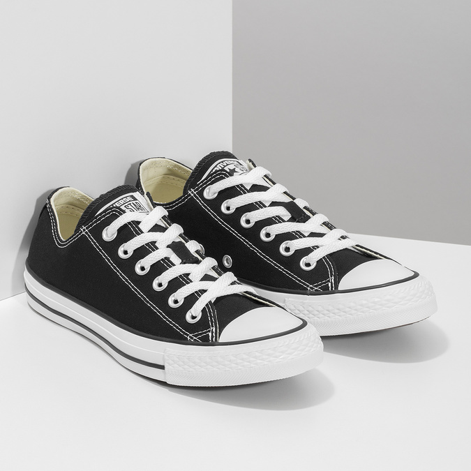 Damen-Sneakers converse, Schwarz, 589-6279 - 26