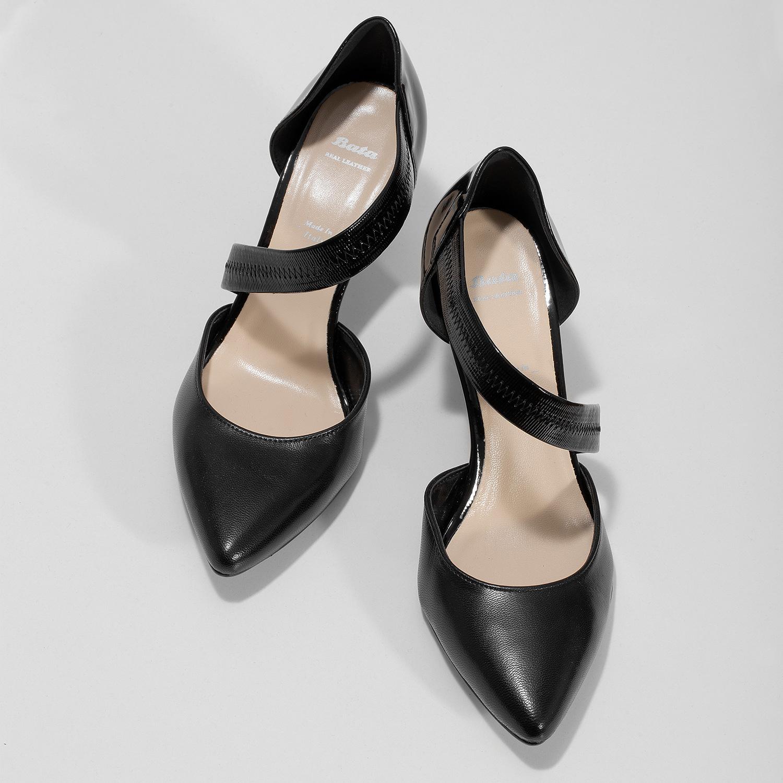 02bf069029730 Bata Leder-Pumps mit Riemchen - Alle Schuhe | Bata